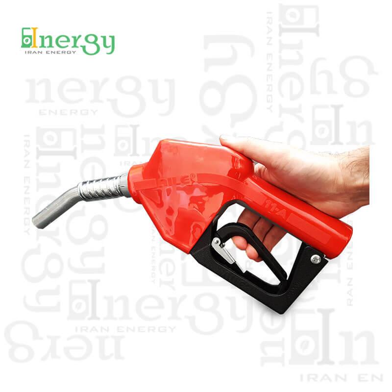 نازل اتوماتیک بنزین آیله