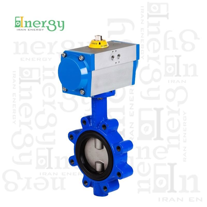 Inergy-Genebre-Penumatic-Actuator