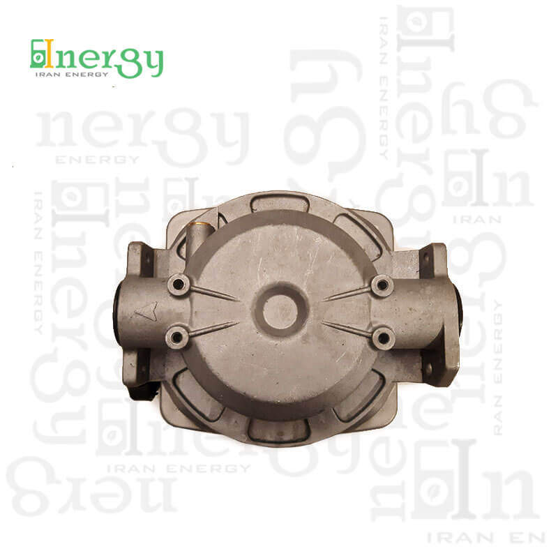 لیترشمار بنزین و گازوئیل مکانیکی اسپینا
