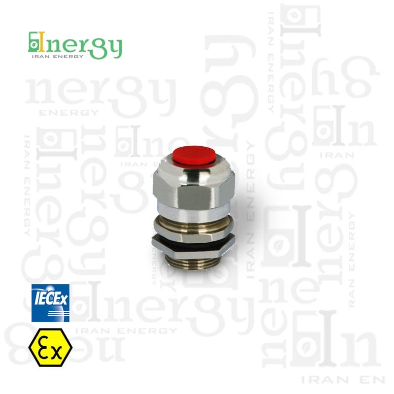 گلند فلزی وارم (بدون آرمور) EX e IIC