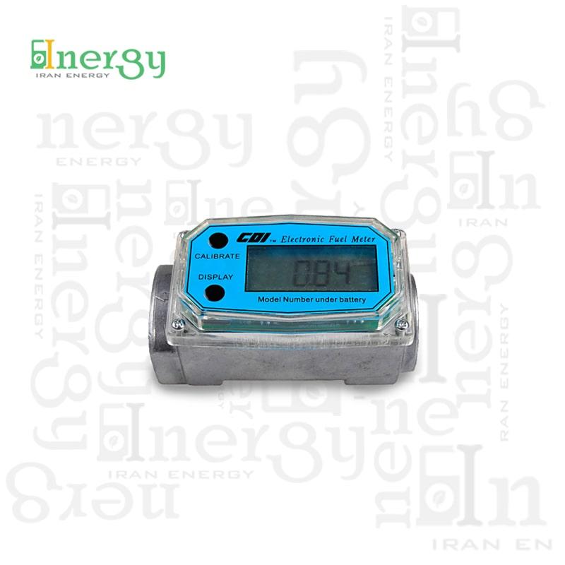 لیترشمار الکترونیکی WHDZ