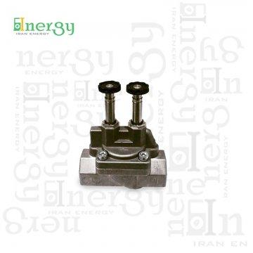 شیر برقی بنزینی solenoid valve