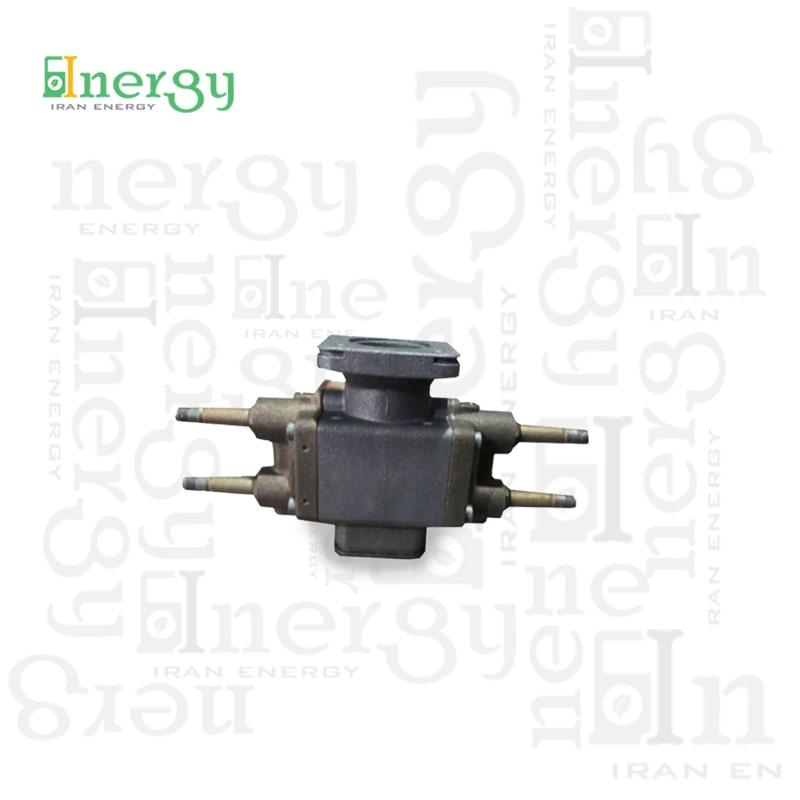 شیر برقی گازوئیلی solenoid valve 4 کویله