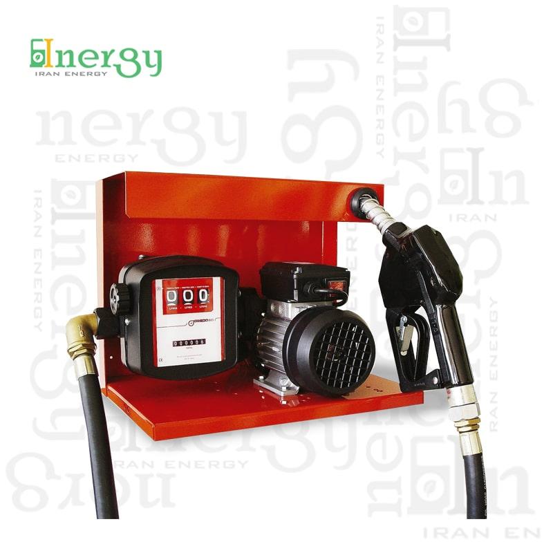 پمپ گازوئیل هیدرولیک Gespasa iron-75