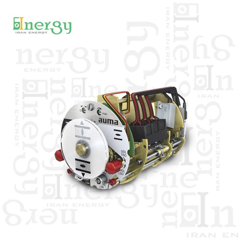 واحد کنترل الکترومکانیکی اکچویتور AUMA