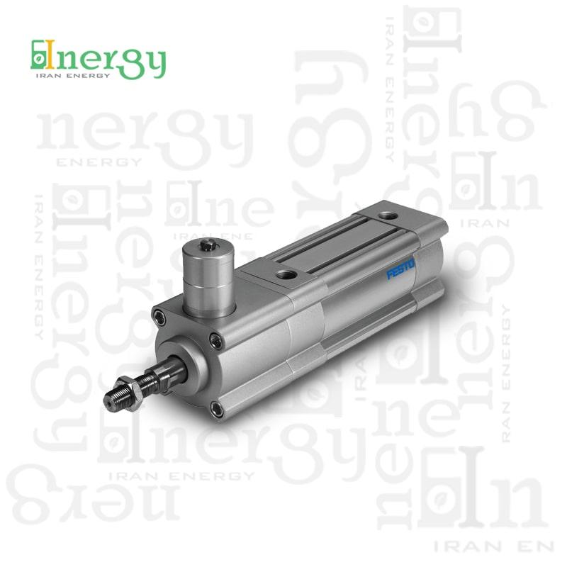 جک و سیلندر پنوماتیکی استاندارد فستو Festo penumatic cylinder DSBC-C