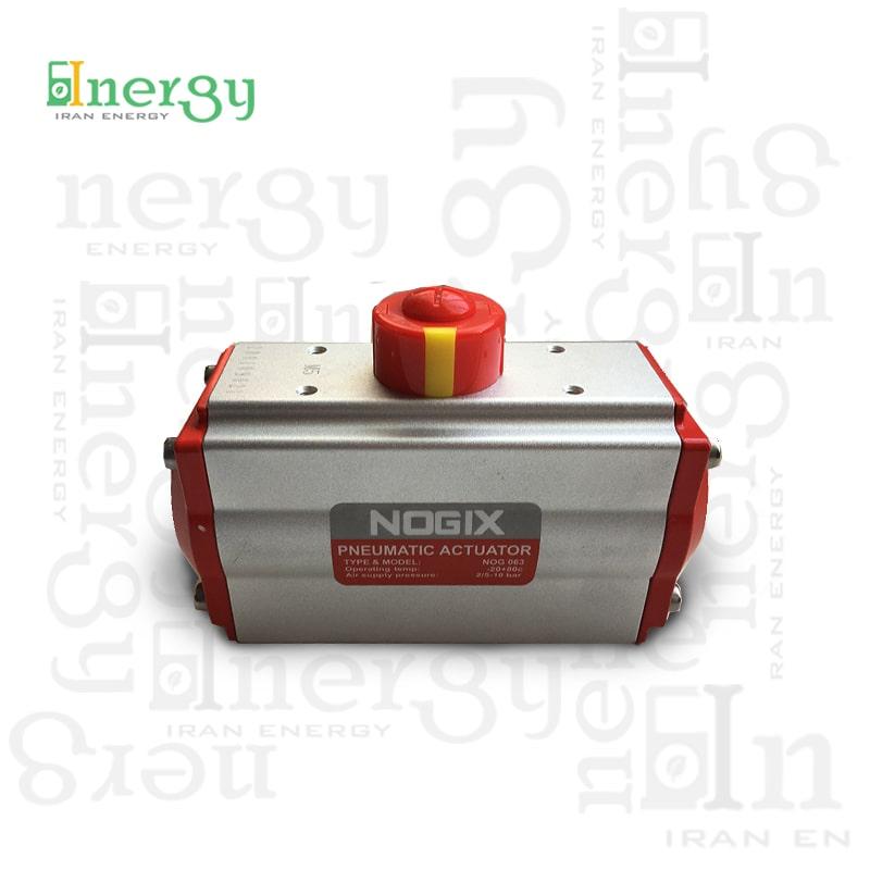 اکچویتور پنوماتیک نوجیکس Nogix NOG063
