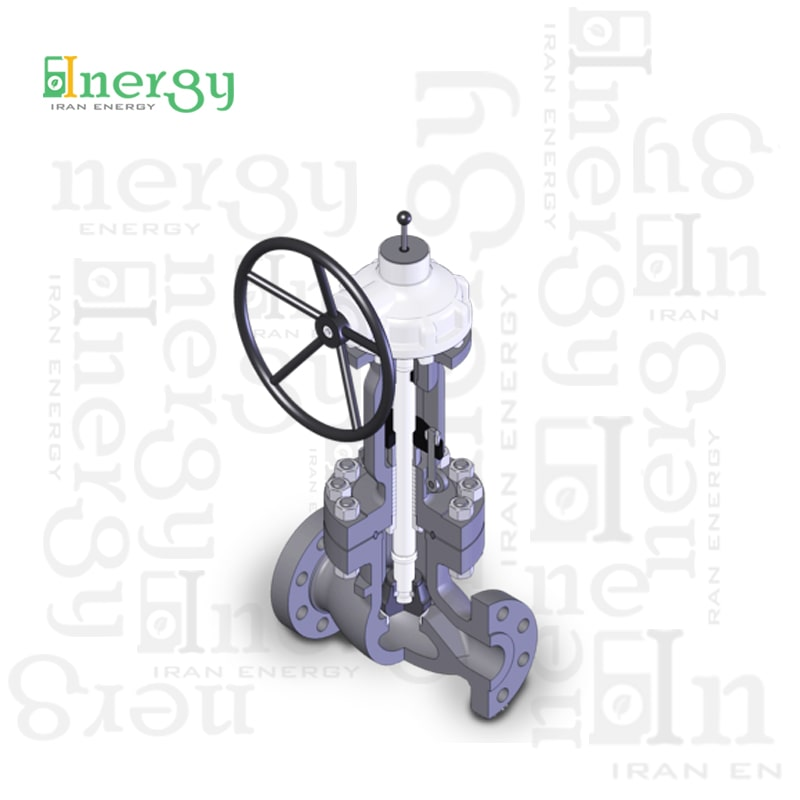 شیر ساچمه ای گلوب ولو اوریون Globe valve