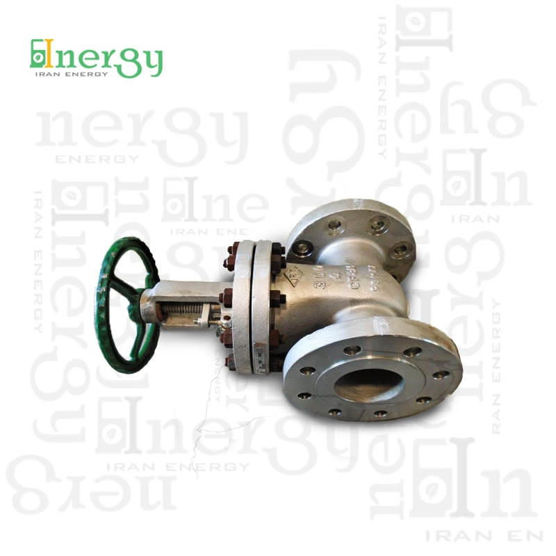 شیر دروازه ای پی کی PK gate valve