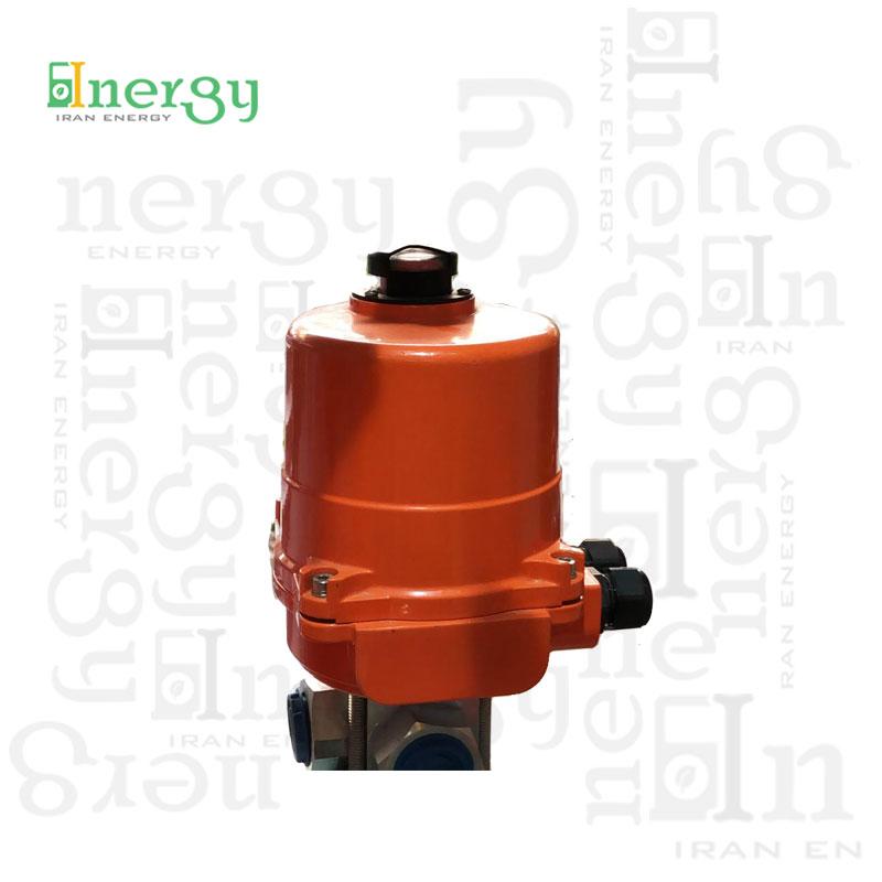 عملگر الکتریکی پروالA100 proval electric actuator