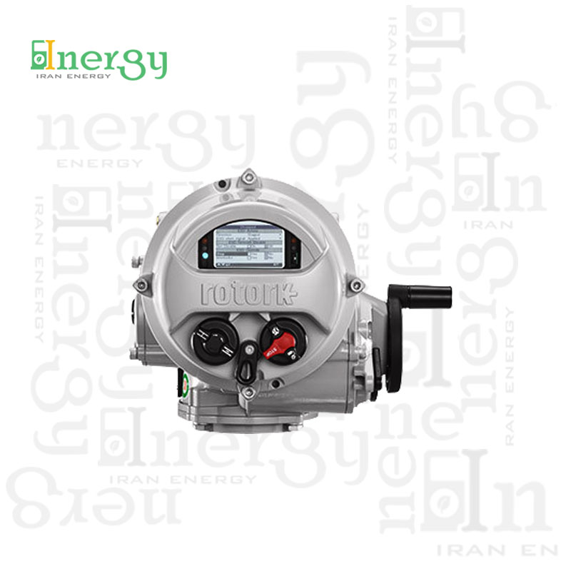 عملگر الکتریکی روتورک IQT Rotork electric actuator