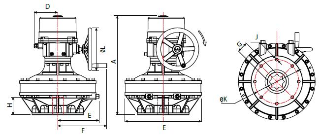 مدل PRO 13000-20000 عملگر پروال