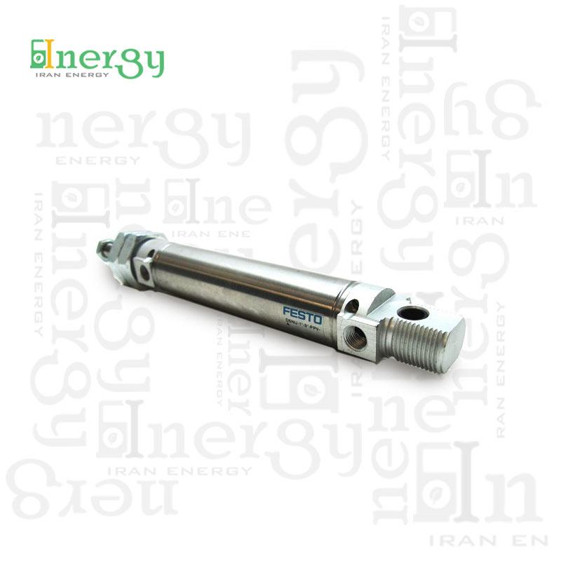عملگر پنوماتیکی فستو Festo pneumatic cylinder DNSU