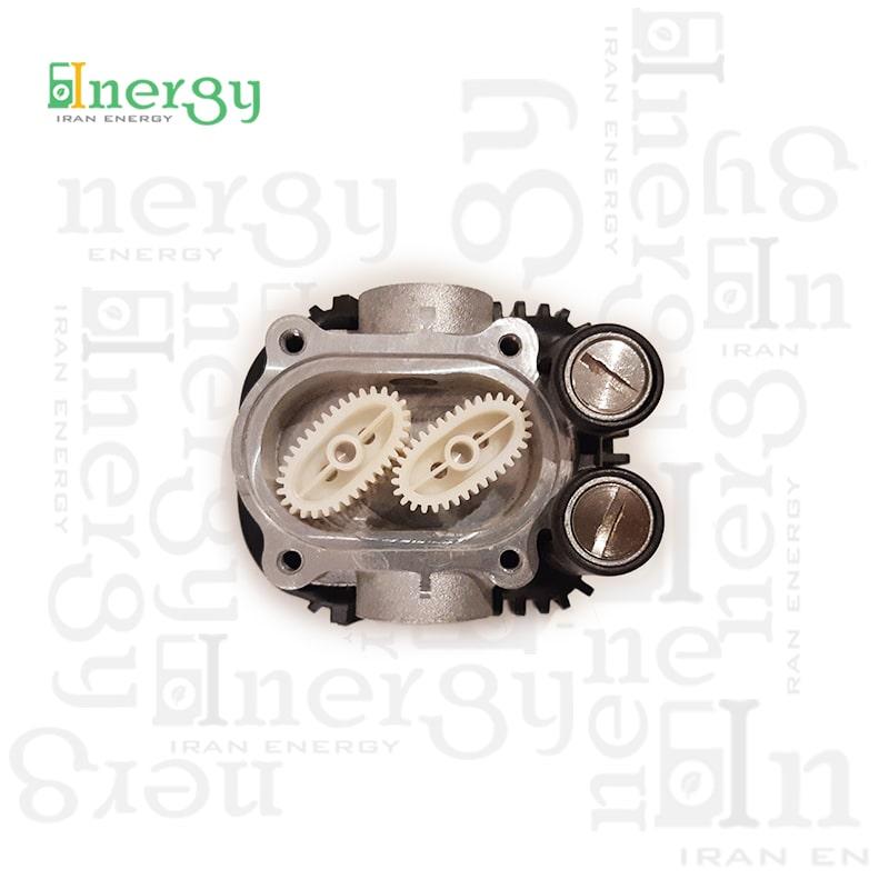 لیترشمار دیجیتالی سوخت پیوزی Piusi Oval gear electronic flow meters