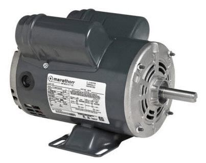 Capacitor-Run Motor Induction Motor