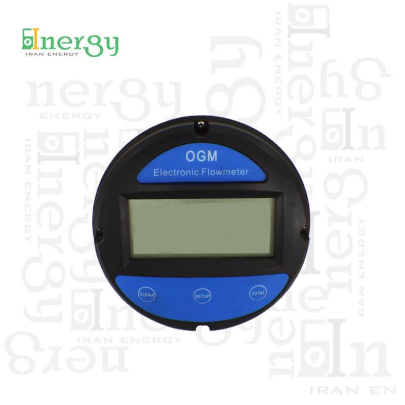 نمایشگر لیترشمار دیجیتالی OGM