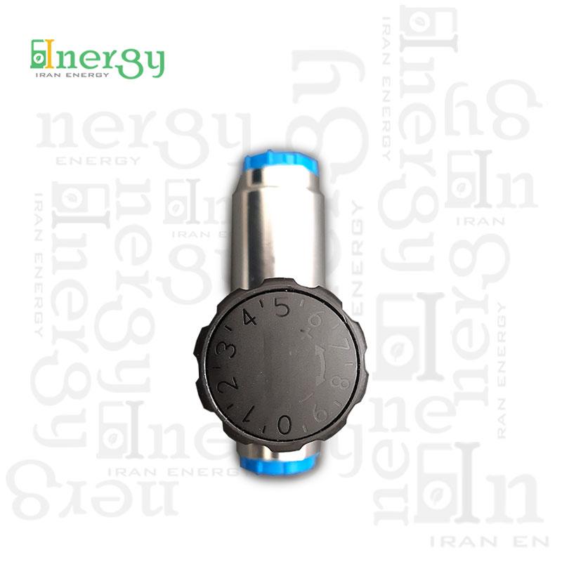 شیر کنترل جریان هیدرولیکی