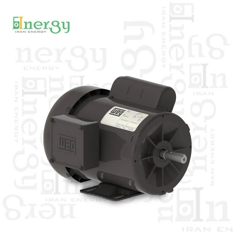 الکتروموتور فولاد نورد شده TEFC