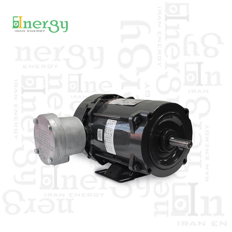 الکتروموتور ضدانفجار EX وگ WEG سری Fractional Motor
