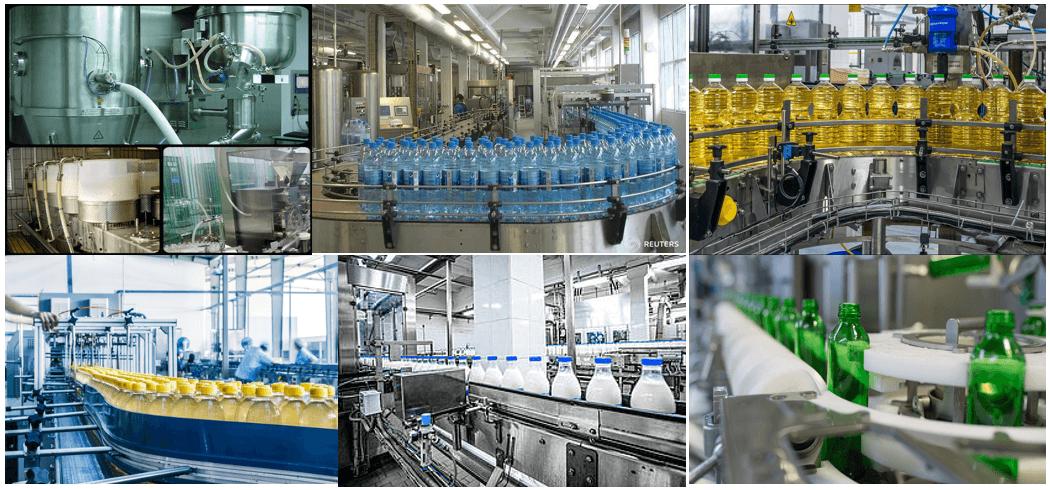 کاربرد شیلنگ های صنعتی مواد غذایی