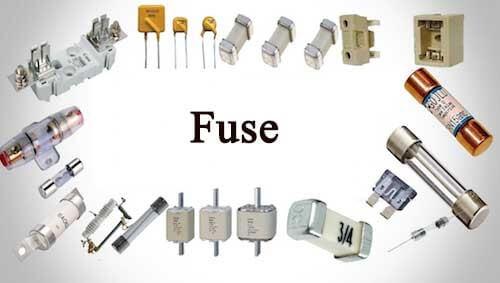 فروش فیوز حفاظت الکتریکی